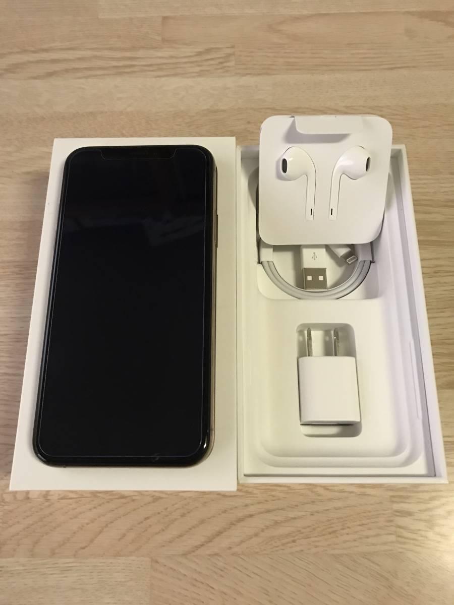 【超美品】SIMフリー iPhone Xs 512GB ゴールド(中古/送料無料)_画像2