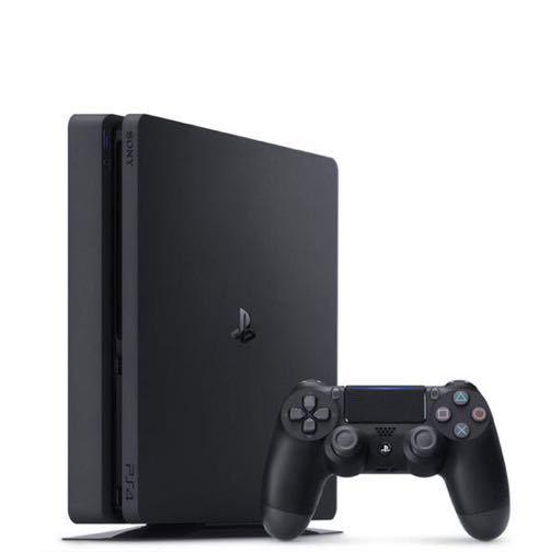 【 新品 未使用 未開封 】PS4 ジェット・ ブラック 500GB CUH-2200AB01 プレイステーション4 プレステ4 SONY PS4本体 PlayStation4 黒_画像3