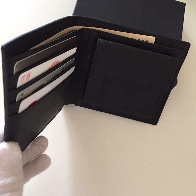 新品 限定商品 ドイツタンナーの本革 牛革 二つ折り財布 小銭入れ ルノワール、コンパクト、超人気財布!_画像6