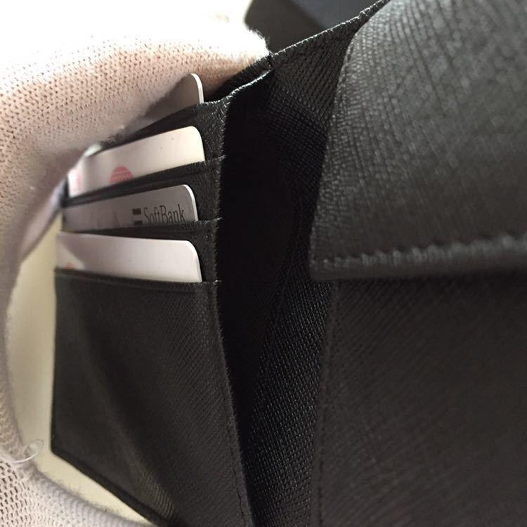 新品 限定商品 ドイツタンナーの本革 牛革 二つ折り財布 小銭入れ ルノワール、コンパクト、超人気財布!_画像7