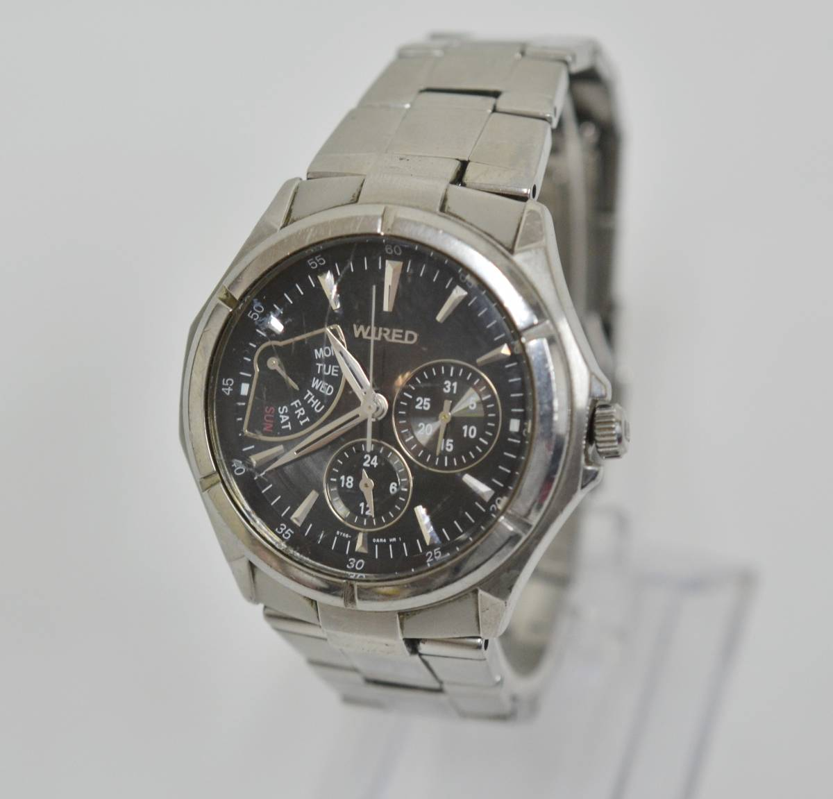 ◇◆SEIKO WIRED ワイアード クロノ 腕時計 7N0535 ジャンク
