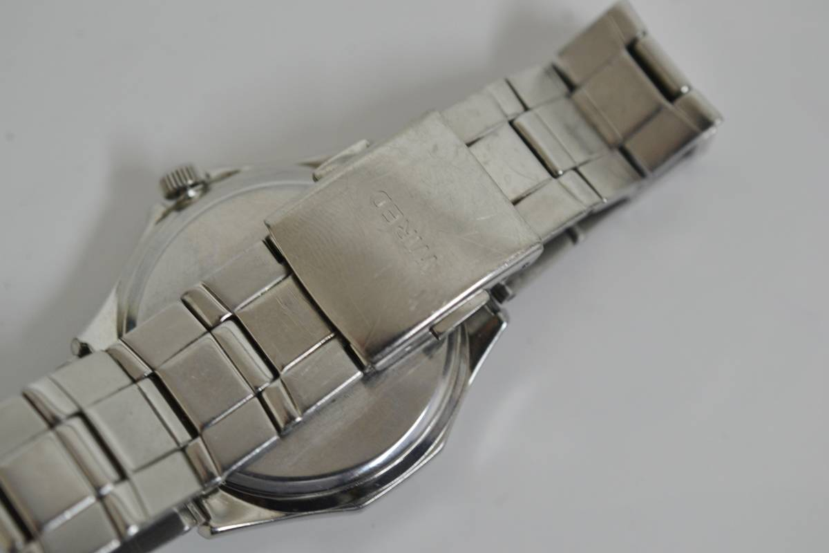 ◇◆SEIKO WIRED ワイアード クロノ 腕時計 7N0535 ジャンク_画像5