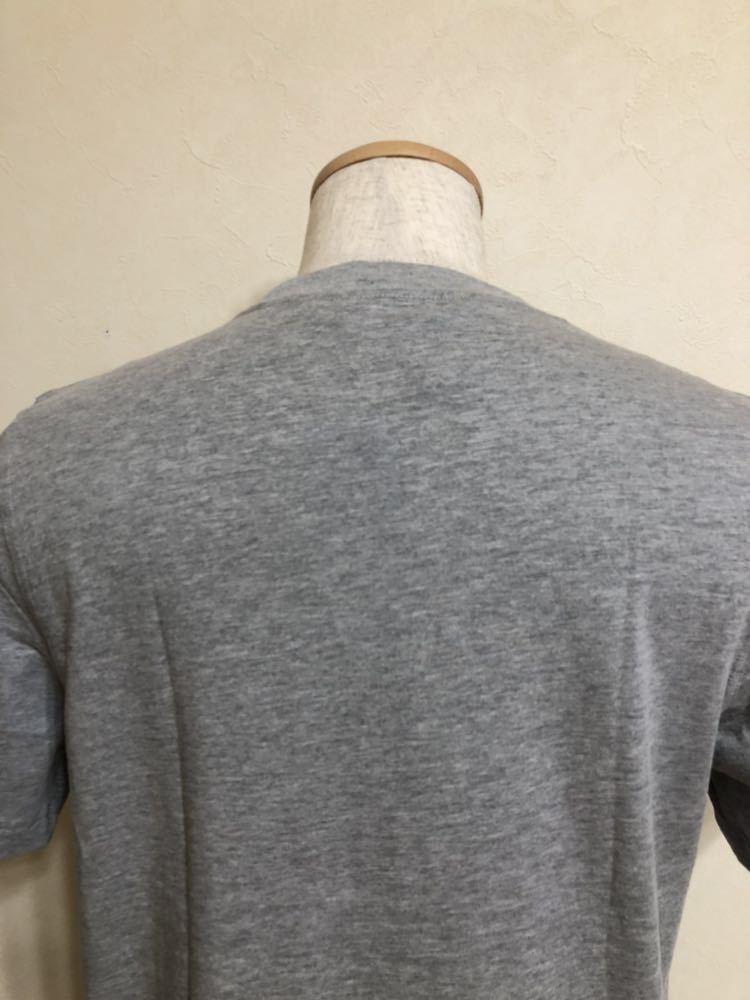 【新品】 adidas originals CAMO TREF TEE アディダス オリジナルス トレフォイル ロゴ カモフラ Tシャツ サイズM 半袖 DH4766 グレー_画像4