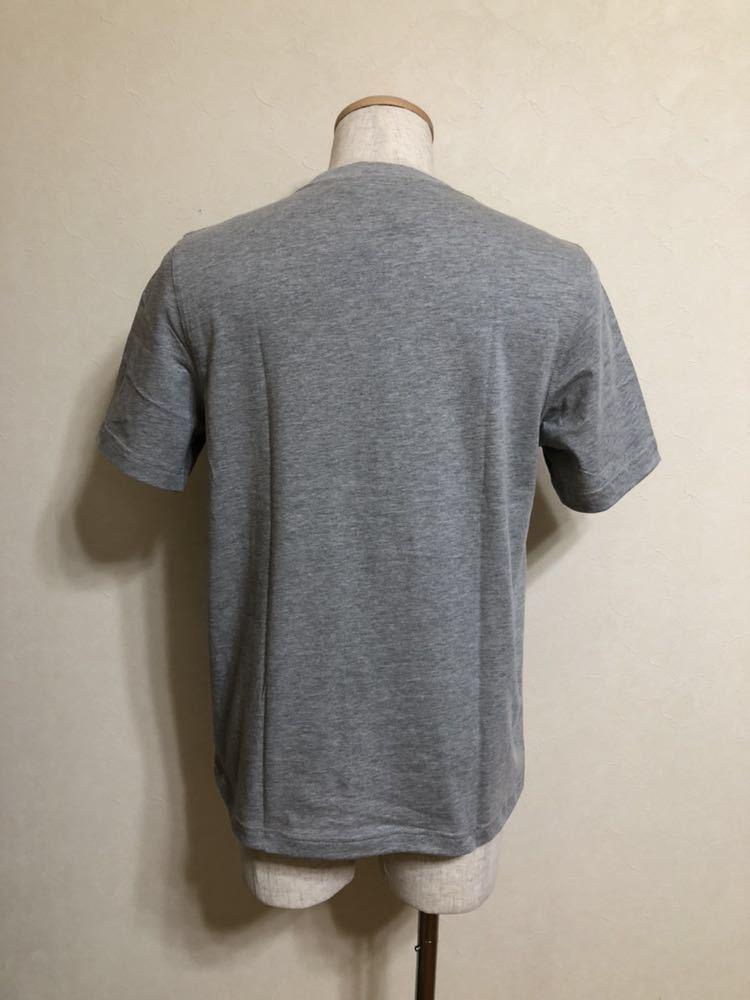【新品】 adidas originals CAMO TREF TEE アディダス オリジナルス トレフォイル ロゴ カモフラ Tシャツ サイズM 半袖 DH4766 グレー_画像2