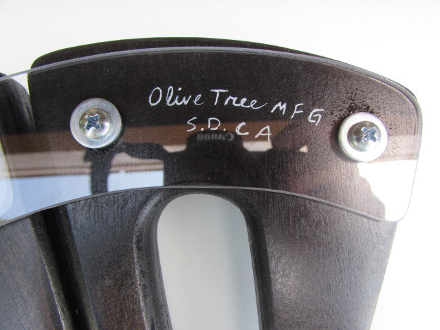 OLIVE TREE EARLY AMERICAN CALIPERS / オリーヴツリー キャリパー(計測ゲージ)ブラック アメリカ製_画像2