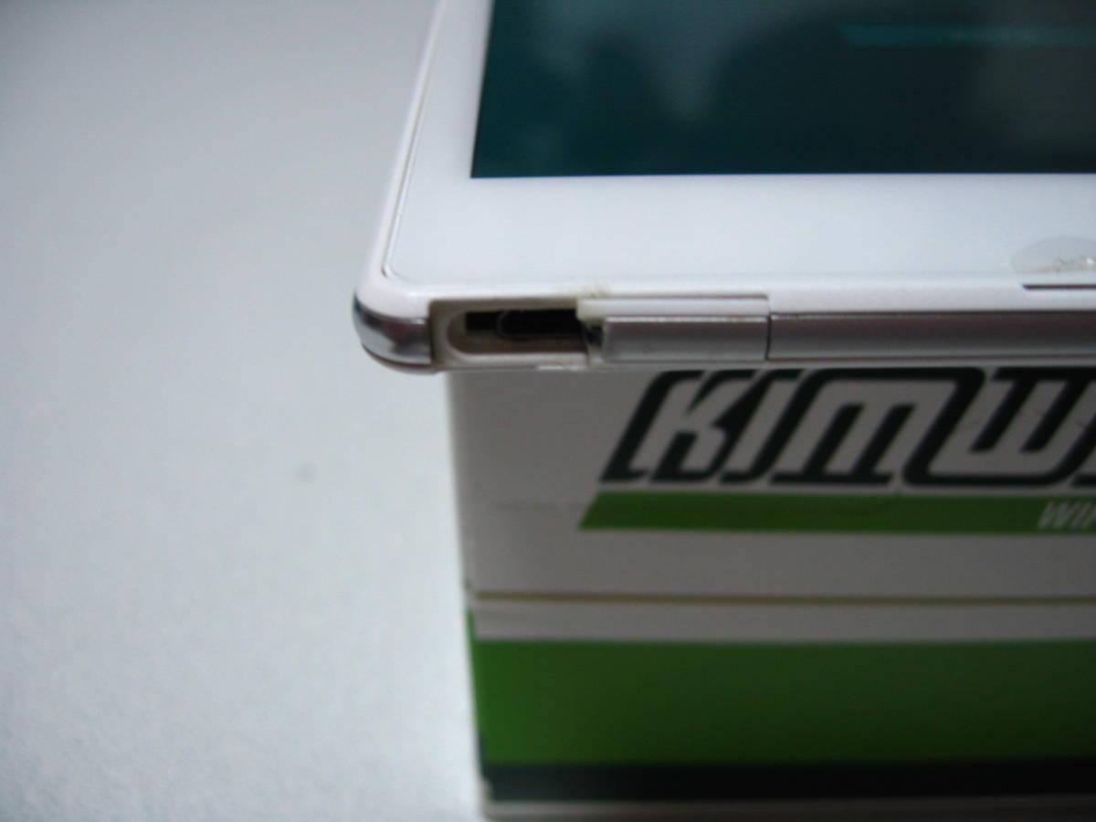 SONY XPERIA エクスぺリア Z3 Tabret Compact SGP612 8インチ 32GB WiFiモデル 白 & 純粋カバー付き美品☆_画像5