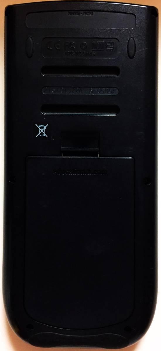 ☆プログラム電卓 TI-84 Plus_画像2