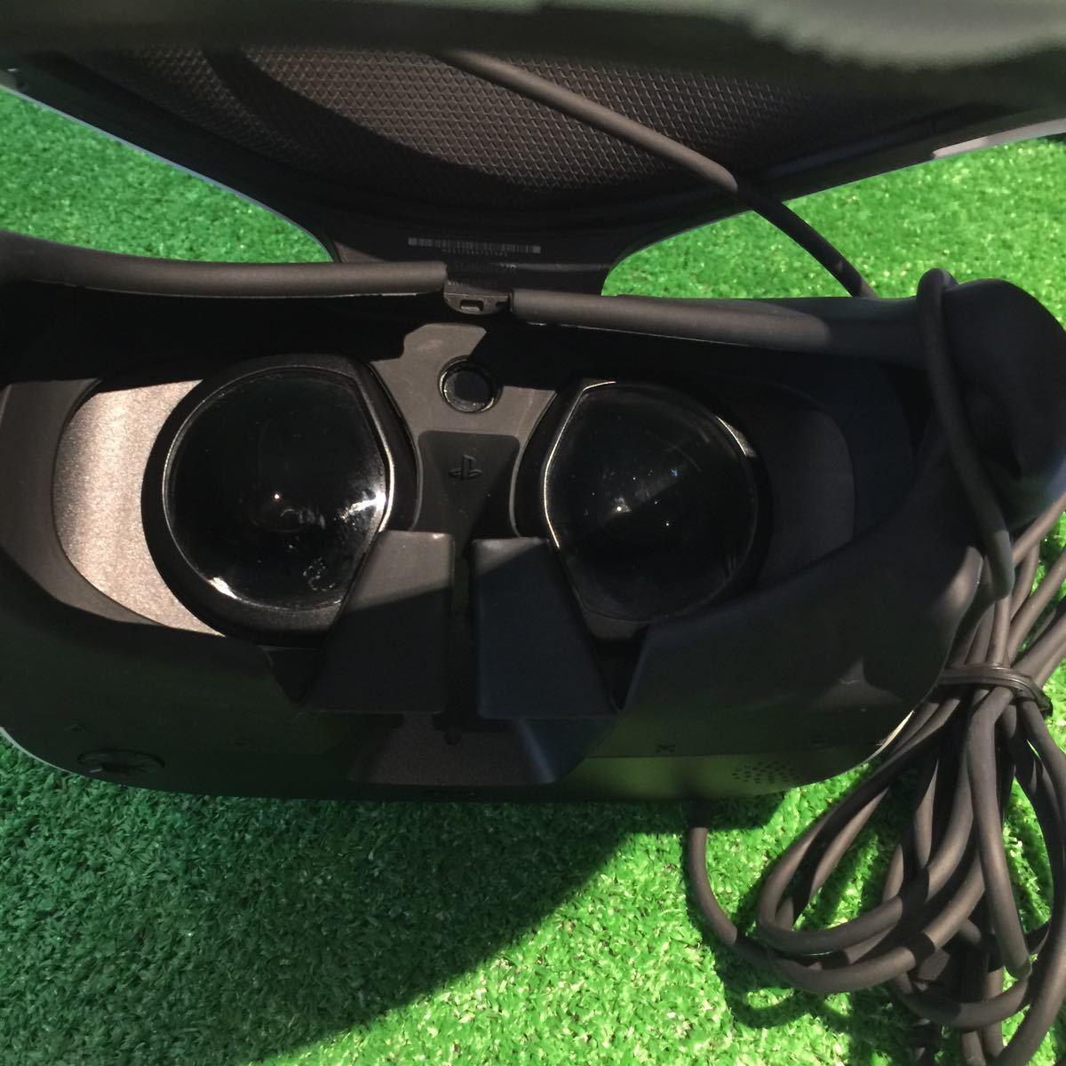 1円~ PSVR PlayStation VR PlayStation Camera同梱版 CUHJ-16003 元箱 説明書付き (77) 100サイズ_画像4