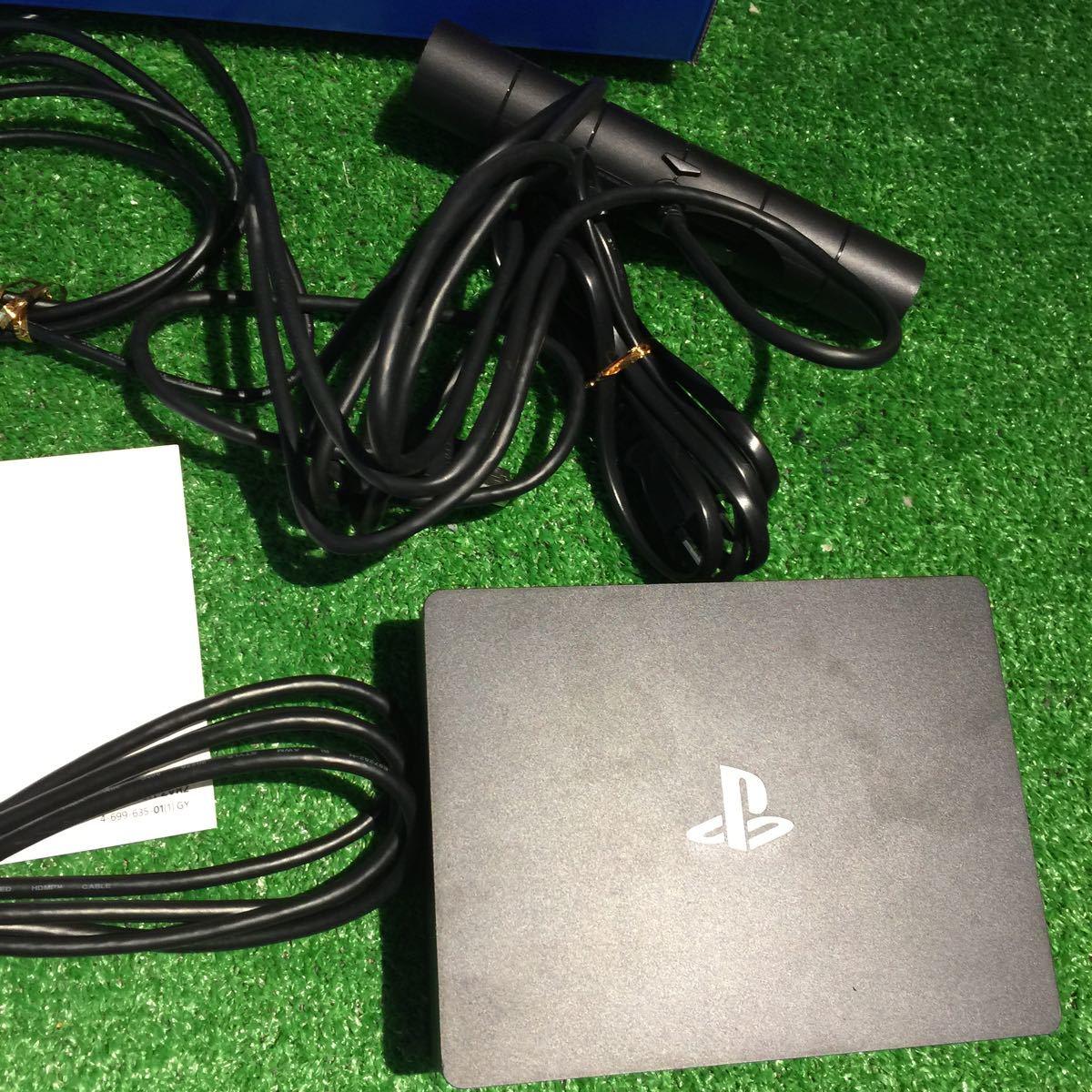 1円~ PSVR PlayStation VR PlayStation Camera同梱版 CUHJ-16003 元箱 説明書付き (77) 100サイズ_画像7