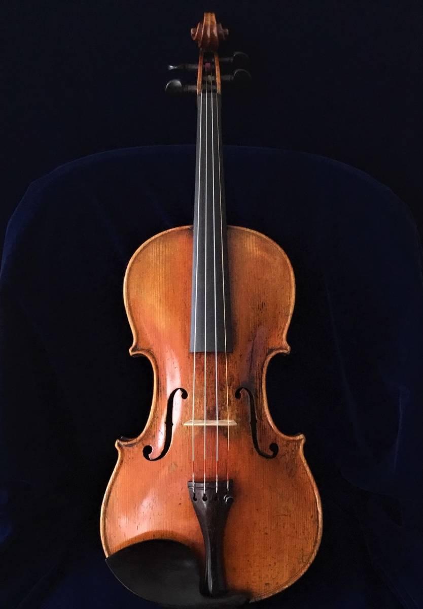 200年以上前 Jacob_Stainerモデル ジャーマンオールドヴァイオリン(4/4)