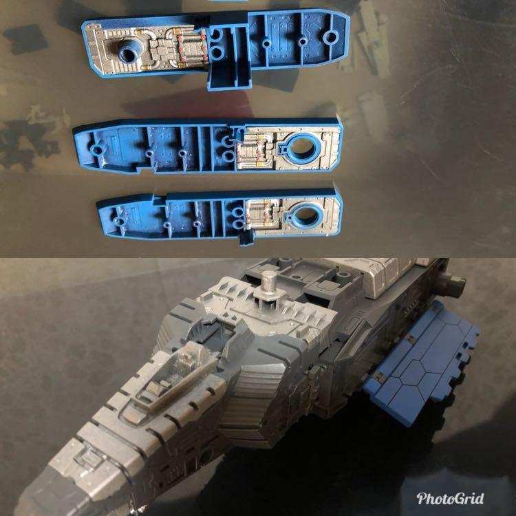 MG1/100 Gファイター塗装完成品_画像8