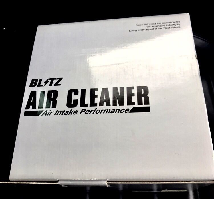 BLITZ SUS POWER エアクリーナーキット No.56059 【bB・ist・ヴィッツ・ファンカーゴ・プラッツ・サクシード・プロボックス】_画像4