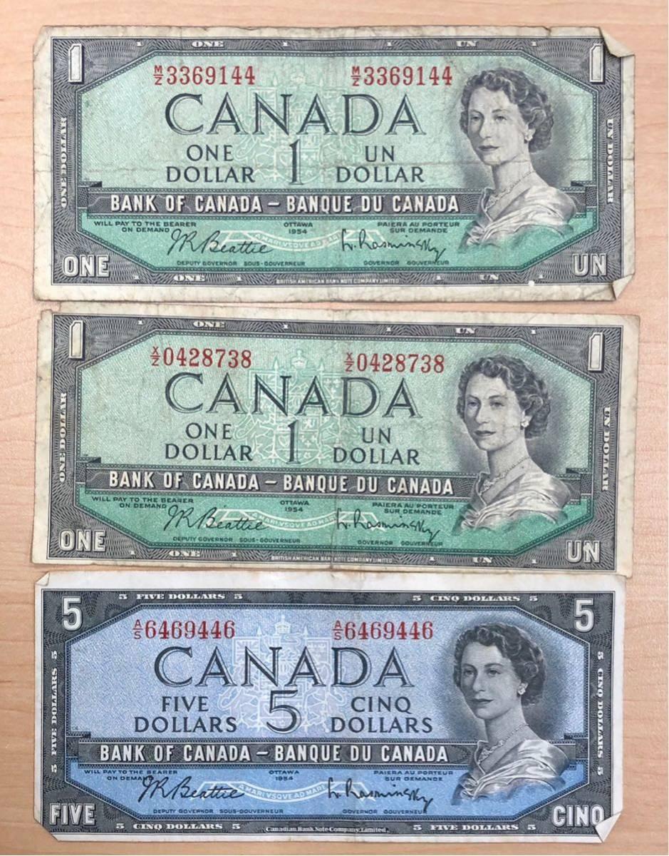 外国紙幣 カナダ・ユーロ・イギリス・フランス・シンガポール など おまとめ22枚_画像3
