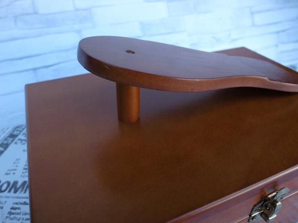 新品:シューケアボックス ・ 道具箱 ・ツールボックス 靴 靴磨き_画像3