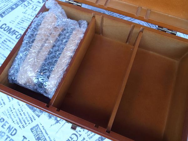 新品:シューケアボックス ・ 道具箱 ・ツールボックス 靴 靴磨き_画像6