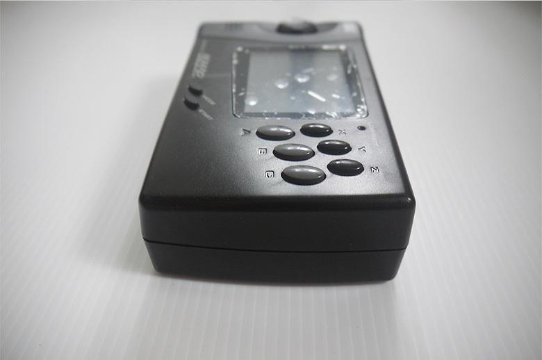 メンテ完了 セガ ノーマッド NOMAD 3.5 TFT液晶 + 新品ガラス スクリーン JP化 USB給電可_画像4