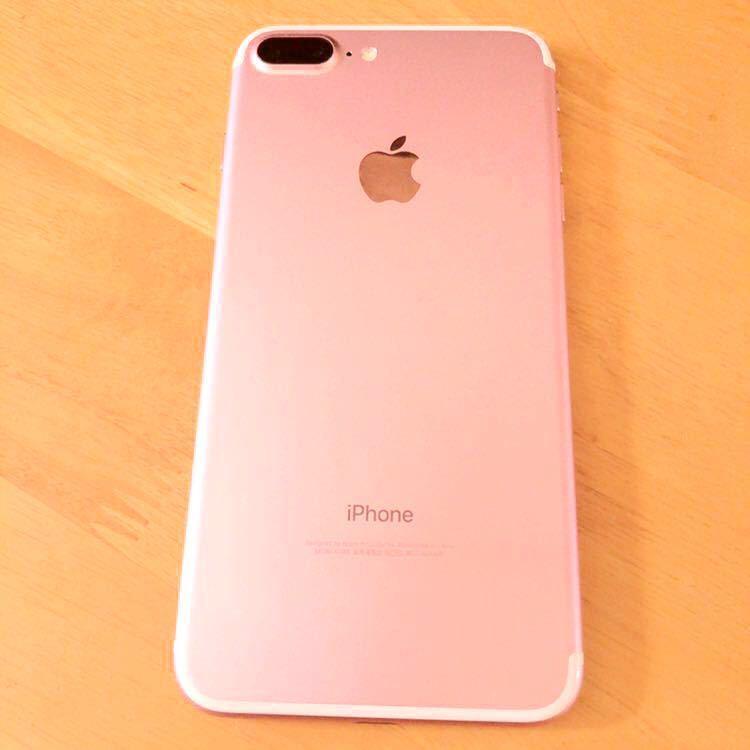 iPhone7plus☆256G☆ローズゴールド☆docomo☆ドコモ☆_画像2