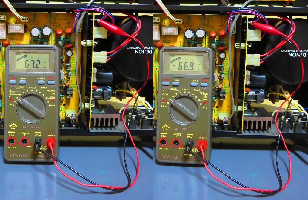 DENON デノン プリアンプ PRA-2000ZR 完全動作品 ♪保証あり♪ ソフトタッチ入力切り換えプシュボタン コントロールアンプ その3_画像9