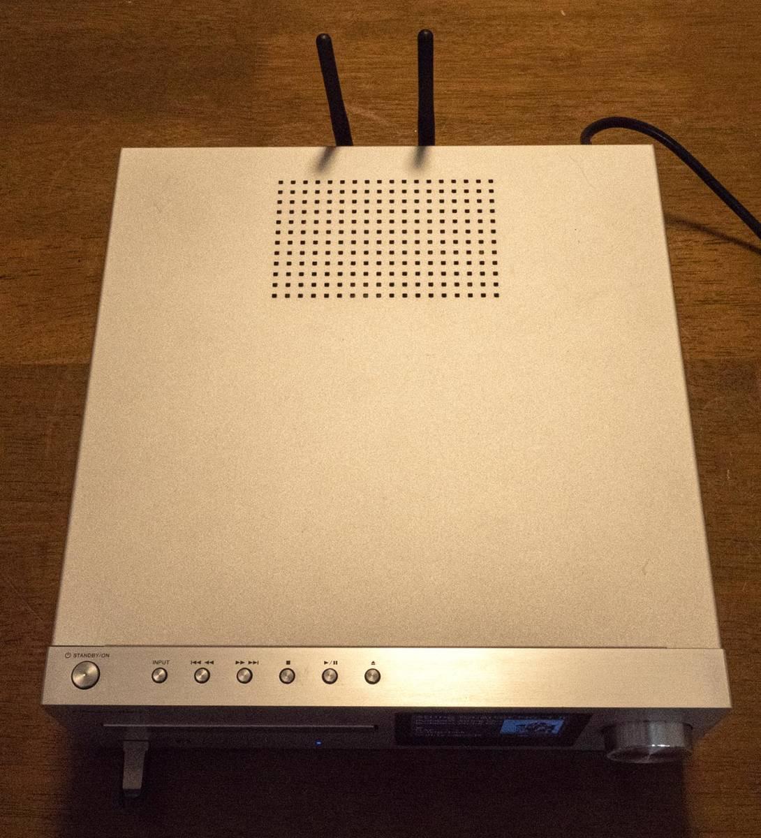 2018年製 Pioneer HM76 ネットワークCDレシーバー 美品_画像2