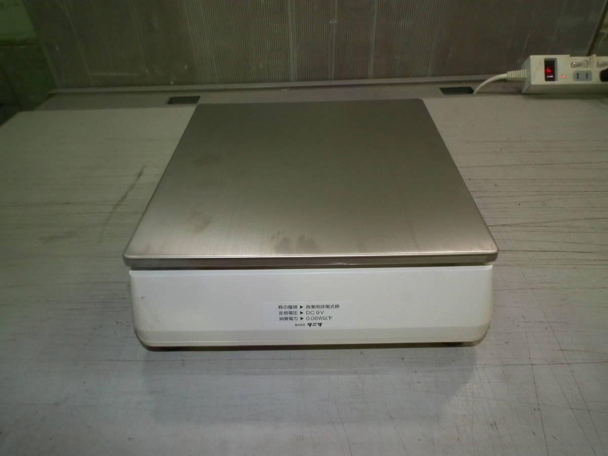 m07 タニタ 業務用 デジタルスケール 電子はかり TLD-101_画像3