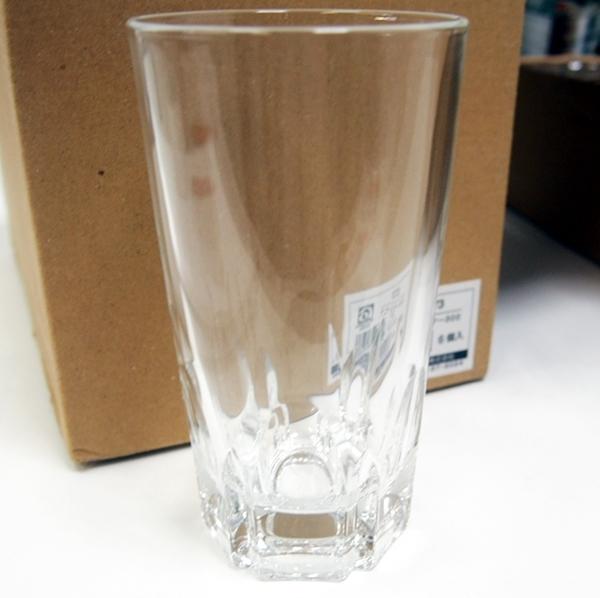 【未使用品】日本製 石塚硝子 アデリアグラス 3種類 15個 373 アルスター300/361 アルスターオールド8/356 アルスター180 (FA09)_画像3