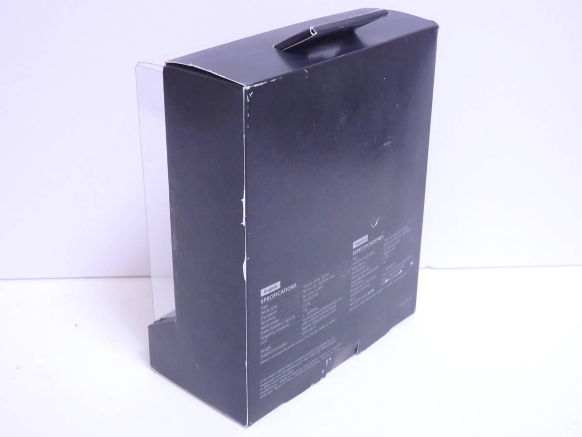 【未開封】SONY スタジオヘッドホン MDR-V6 国内未発売 並行輸入品_画像6