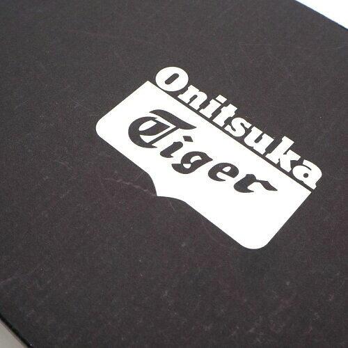 NZ7142 新品 Onitsuka Tiger/アシックス オニツカタイガー レザースニーカー 25cm グレー _画像8