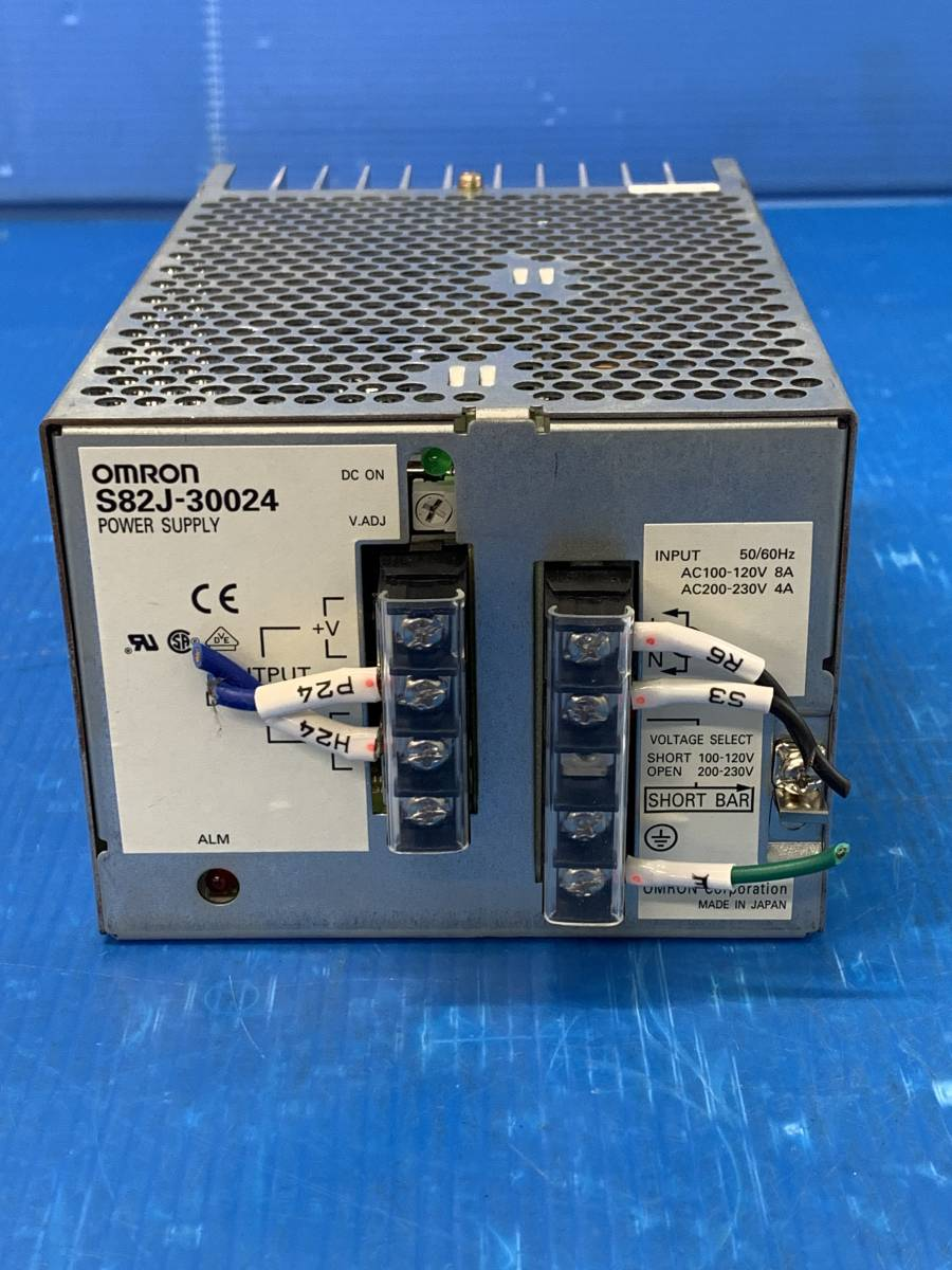 OMRON POWER SUPPLY S82J-30024 (M2-26)