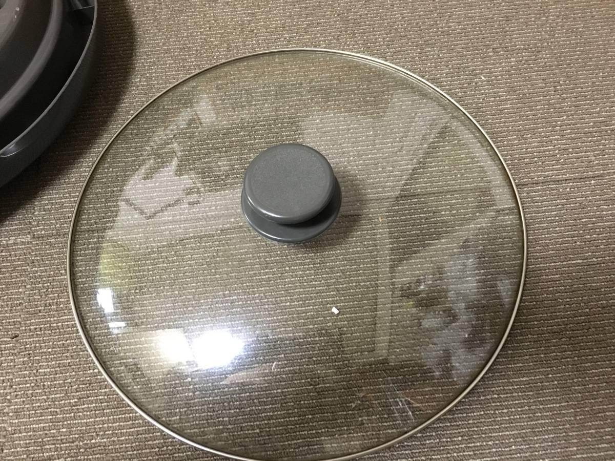 KOIZUMI SEIKI ホットプレート KHP-1300 100V 1300W お好み焼き 焼きそば_画像8