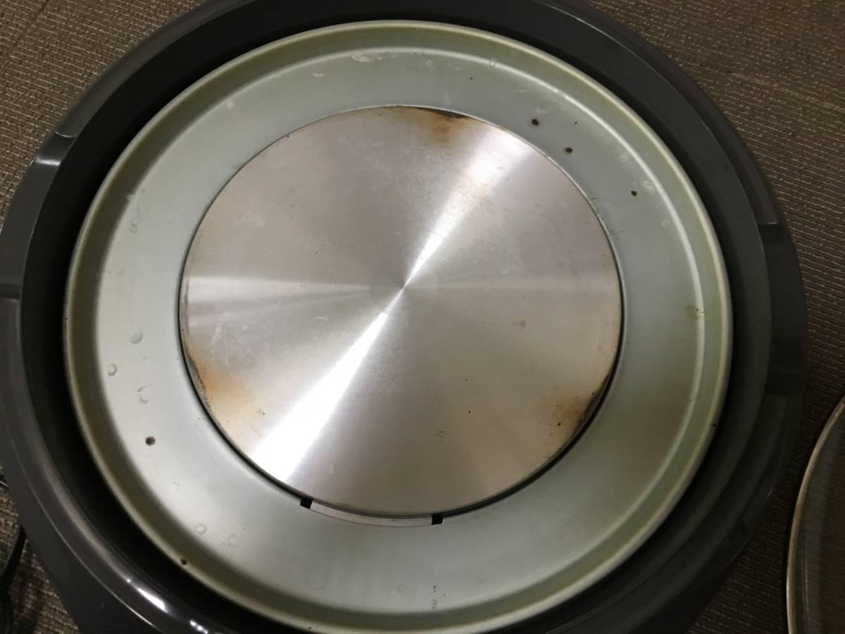 KOIZUMI SEIKI ホットプレート KHP-1300 100V 1300W お好み焼き 焼きそば_画像4