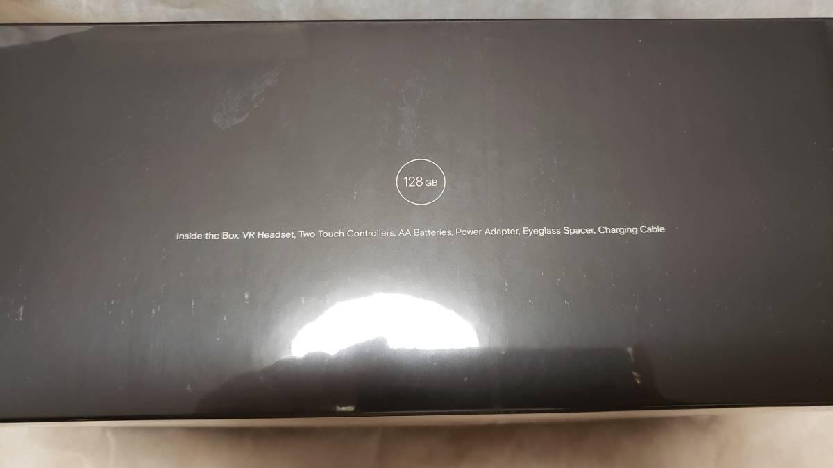 Oculus Quest 128GB 新品未開封_画像2
