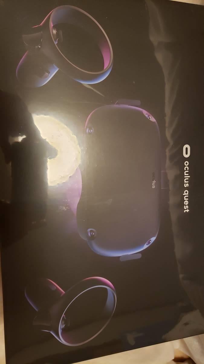 Oculus Quest 128GB 新品未開封