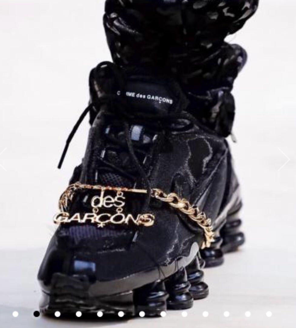 【25.5cm】Comme des Garcons Nike SHOX TL