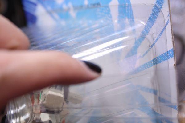 即決 新品未開封 電脳戦記バーチャロン テムジン ウインターホワイト D.N.A SIDE ブリスター、パッケージに傷みあり_画像6