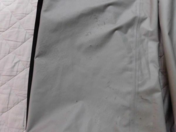 モンベル ゴアテックス レインダンサーパンツ メンズ XLサイズ ブラック_画像4