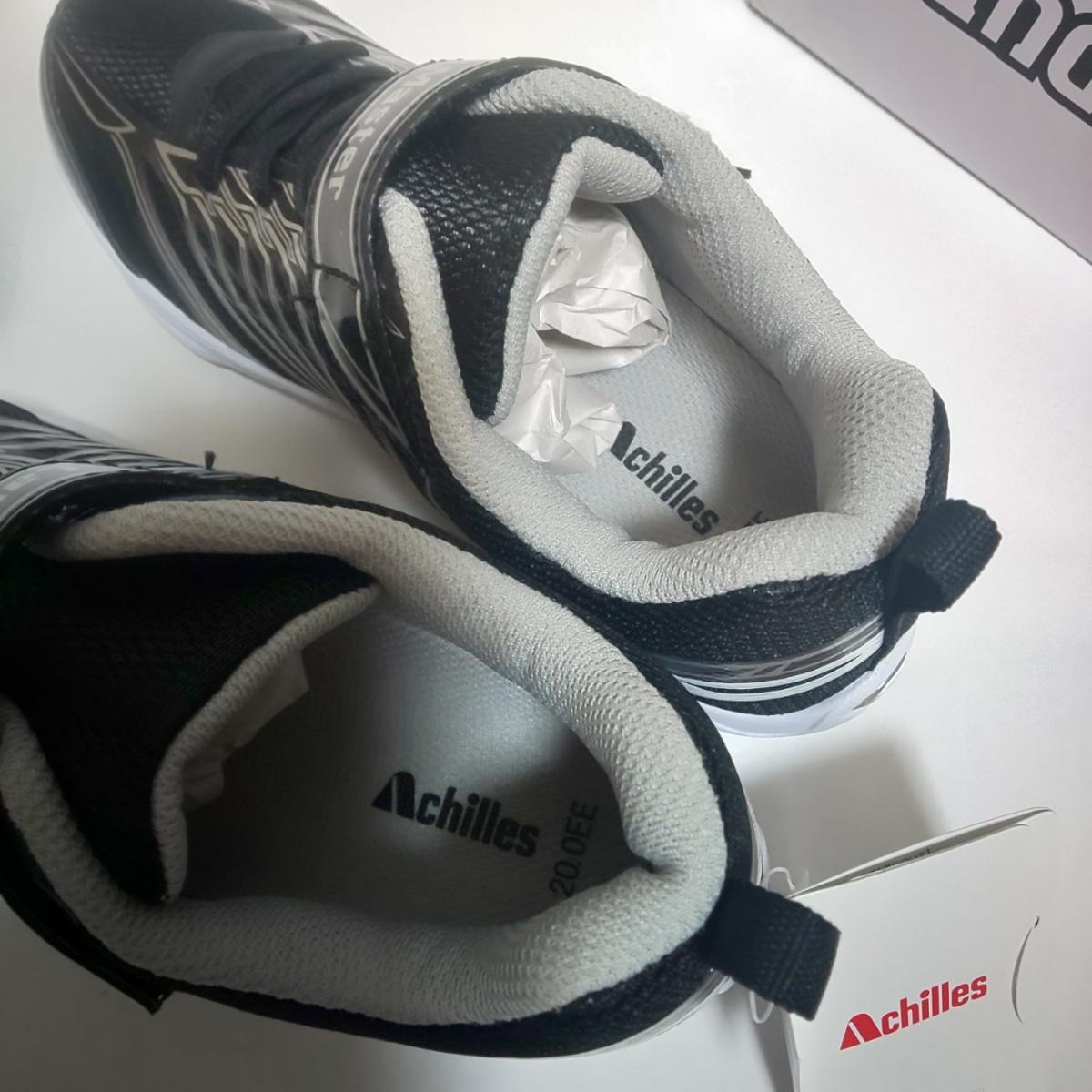 新品 Achilles ランドマスター 男の子 スニーカー 20cm アキレス 運動靴_画像5