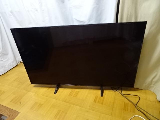 Panasonicパナソニック TH-55FX600 (55インチ)展示品 4K HDR & 各種VOD対応4K液晶テレビ _画像5