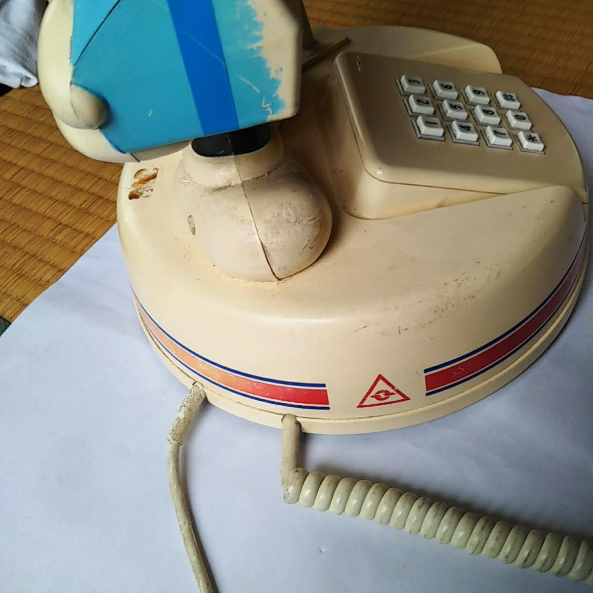 電話機 ミッキーマウスの電話機_画像5