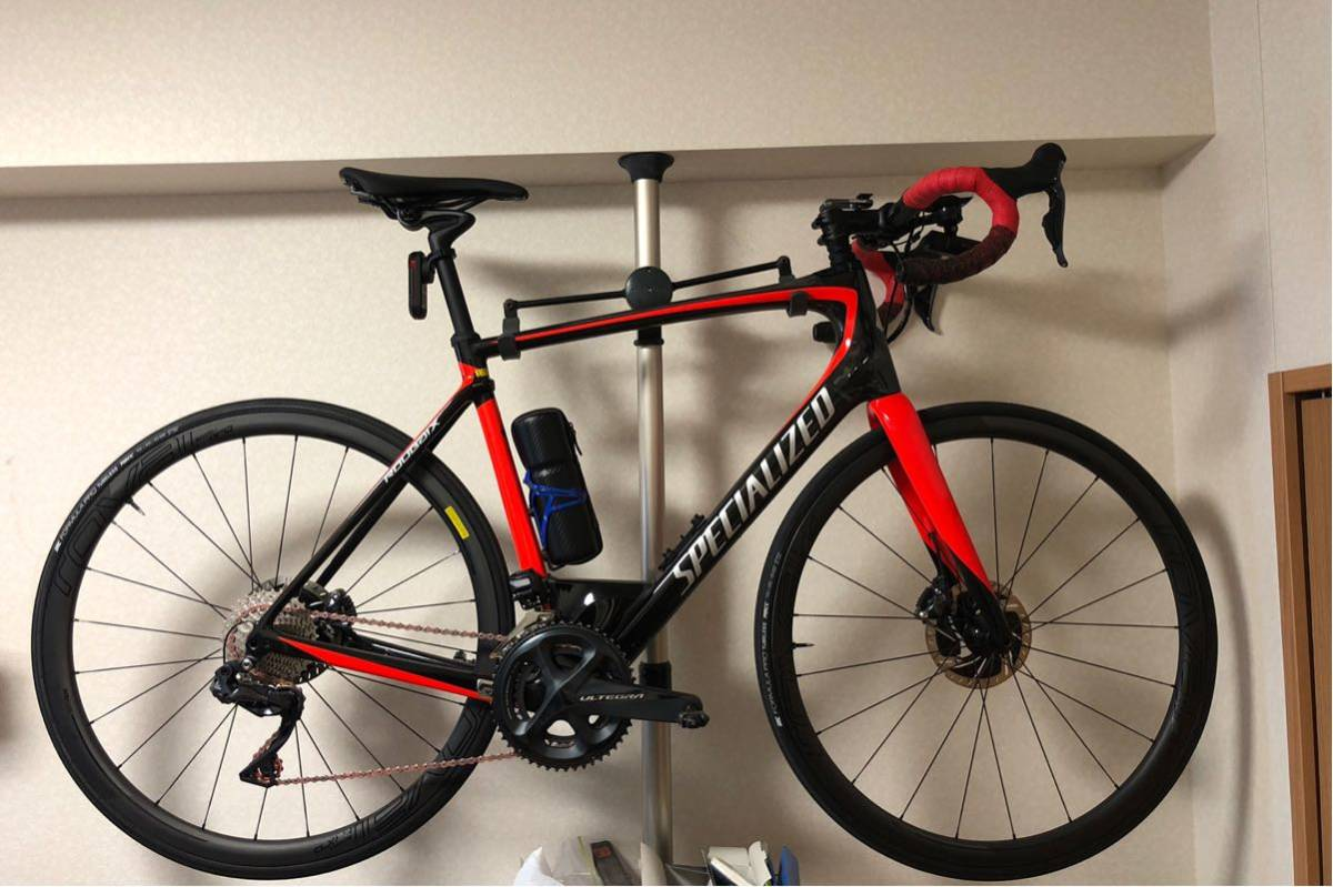 Specialized Roubaix Expert アルテグラDi2 Roval CLX32 チューブレス仕様 希少58サイズ 中古美品