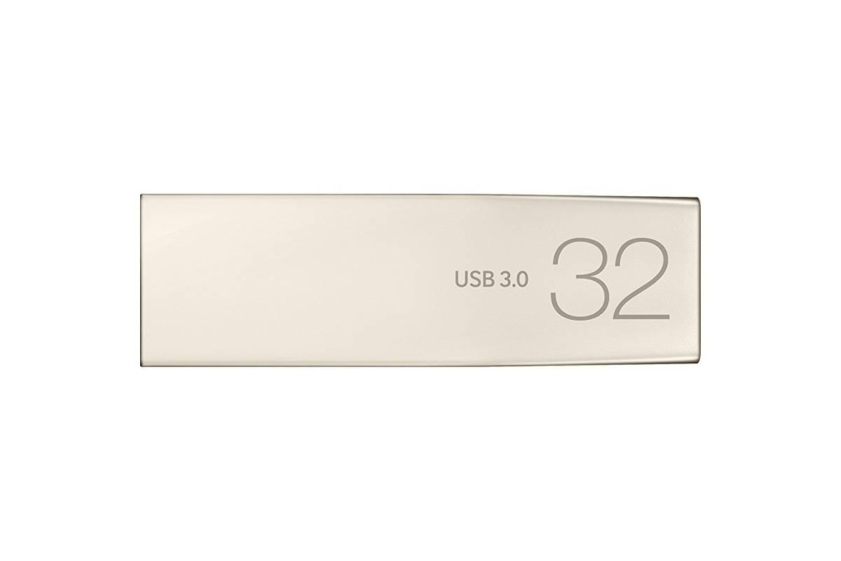 サムスン USB3.0 USBメモリ フラッシュドライブ 32GB 高速130MB/s 防水 耐衝撃 耐温度 防磁 X線防護 金属製ケースフック 新品 送料無料_画像7