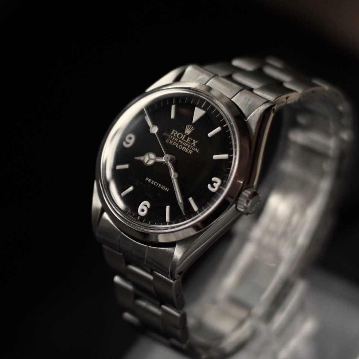 the best attitude 86430 c1d8d 代購代標第一品牌- 樂淘letao - OH済Rolex 5500 Explorer ミラー ...