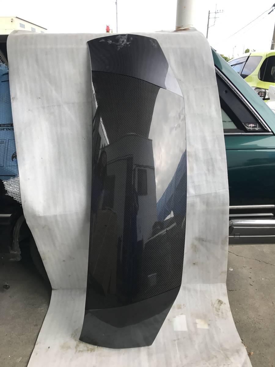 トヨタ ハイエース200系◆ カーボン ボンネット ジャンク