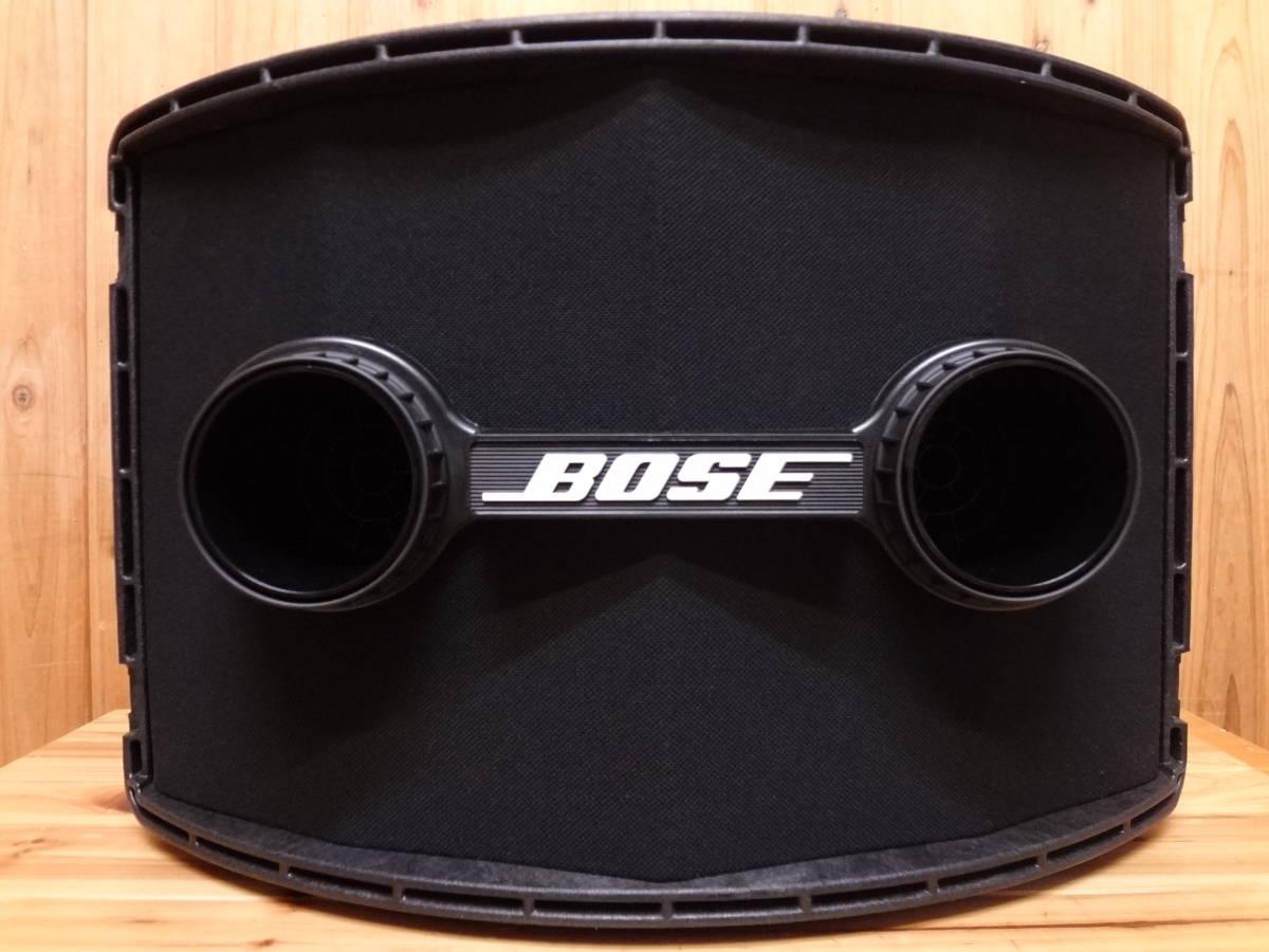BOSE PAスピーカー ペア 802-II システムコントローラー802-C カバー付き_画像2