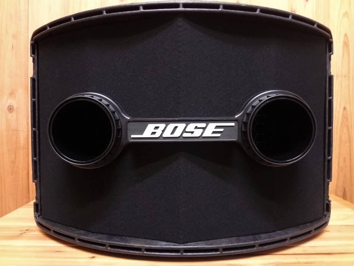 BOSE PAスピーカー ペア 802-II システムコントローラー802-C カバー付き_画像3