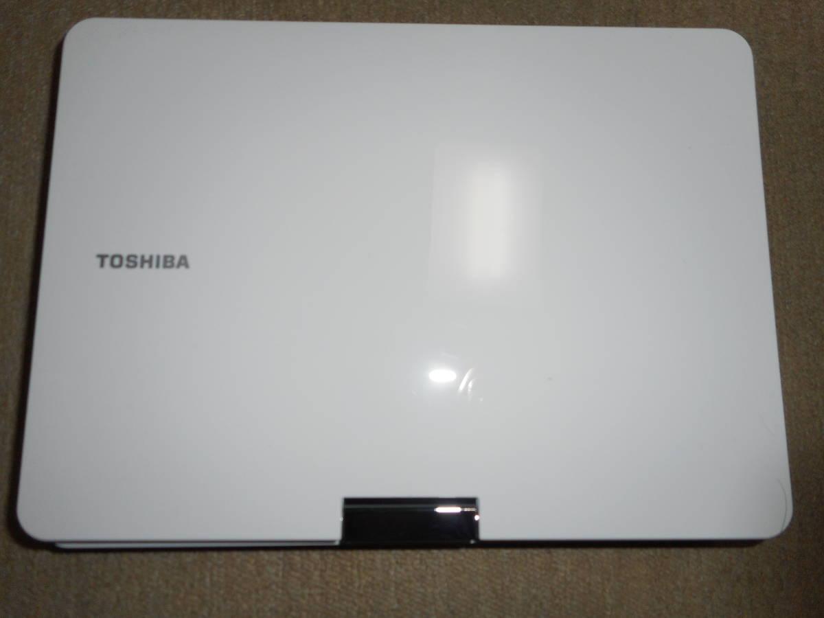 ポータブルDVDプレーヤー 東芝 SD-P1010S 保証書付き 2020年7月17日まで 即決11000円 REGZA レグザ 10.1Vワイド 未使用品  _画像5