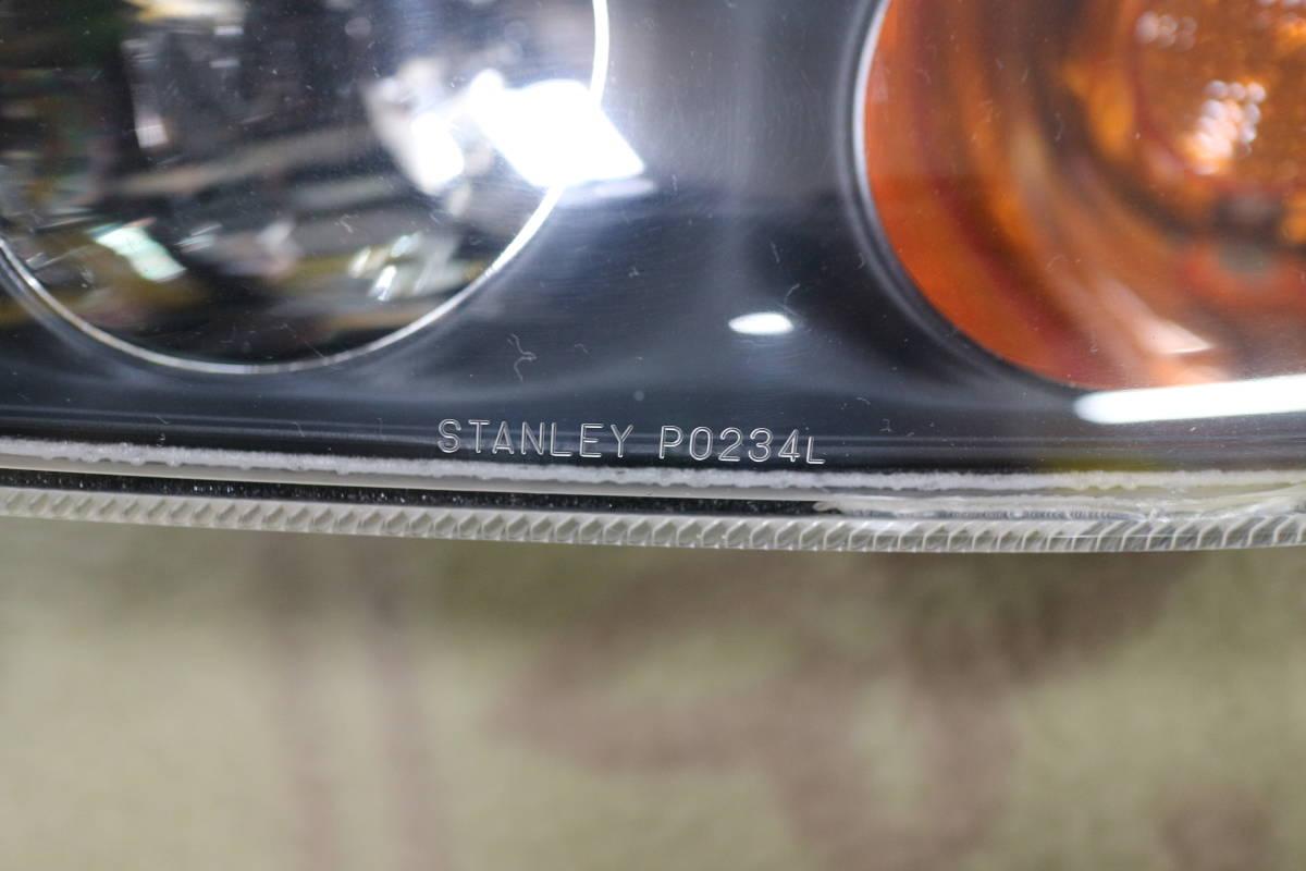 大阪発 RX-7 FD3S 純正左フロントウィンカー・スモールレンズ 後期型フロントバンパーウィンカー レンズ STANLEY P0234L_画像9
