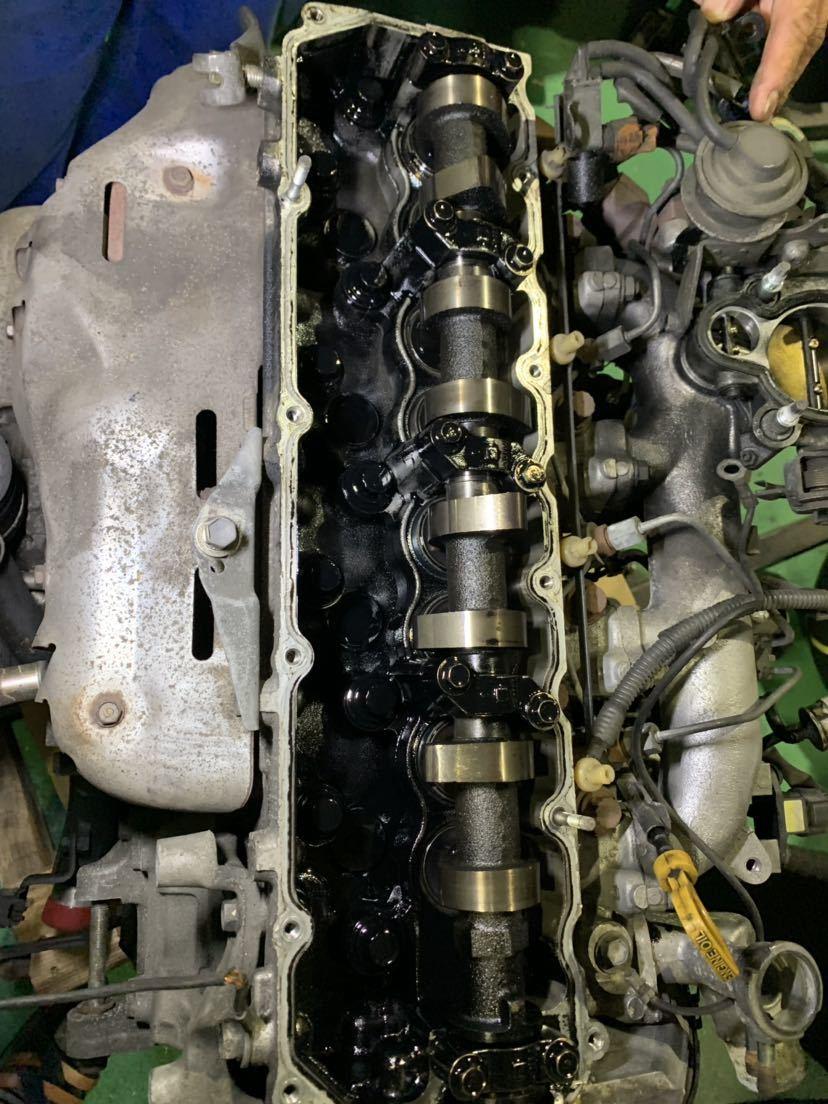 ☆大阪発☆ハイエース KZH 1KZ 4WD 2WD 軽油 ディーゼルエンジン ターボ付き 燃料ポンプ付き 100系 修理ベースでいかがでしょうか_画像2