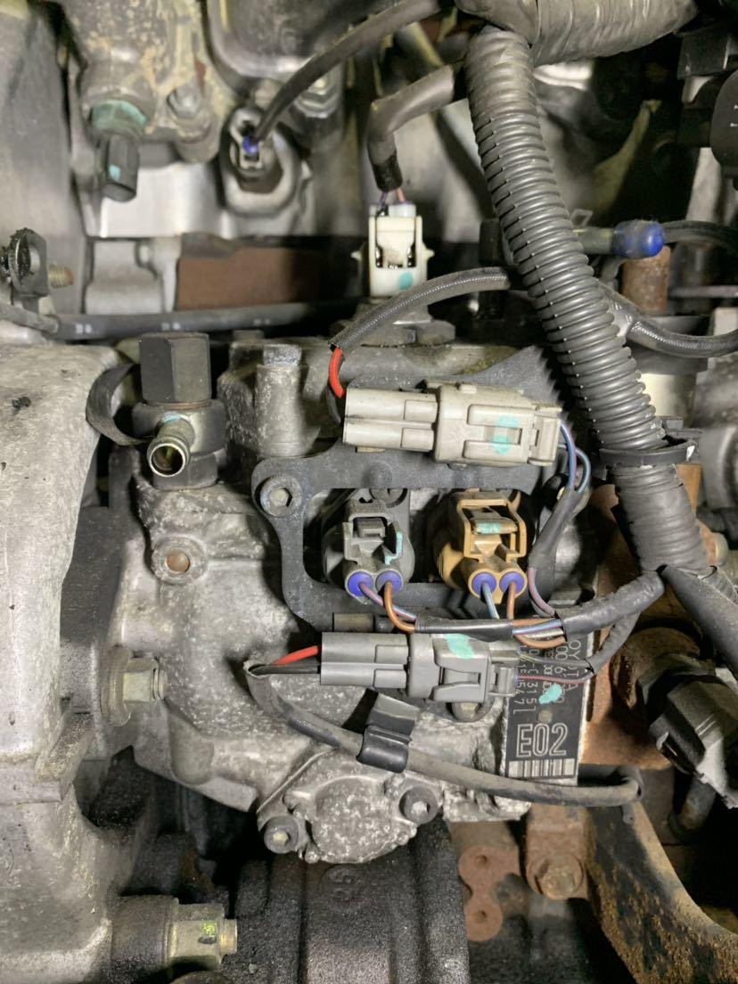 ☆大阪発☆ハイエース KZH 1KZ 4WD 2WD 軽油 ディーゼルエンジン ターボ付き 燃料ポンプ付き 100系 修理ベースでいかがでしょうか_画像9