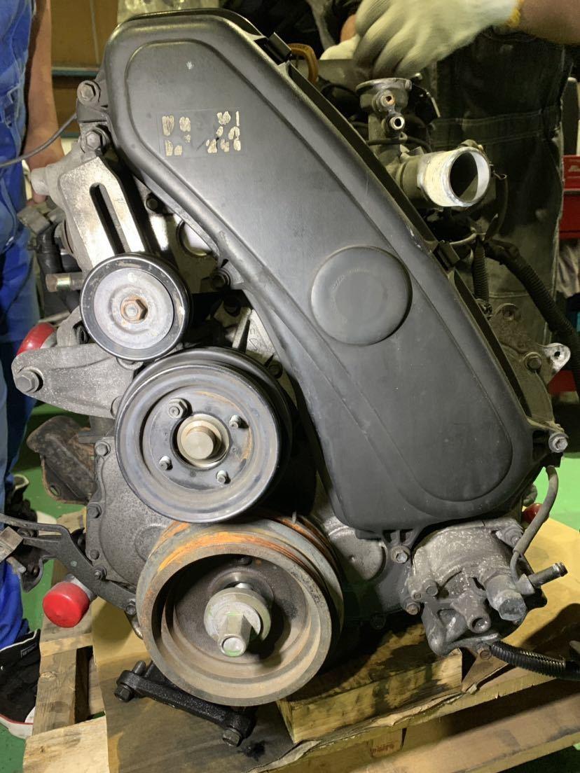 ☆大阪発☆ハイエース KZH 1KZ 4WD 2WD 軽油 ディーゼルエンジン ターボ付き 燃料ポンプ付き 100系 修理ベースでいかがでしょうか_画像6