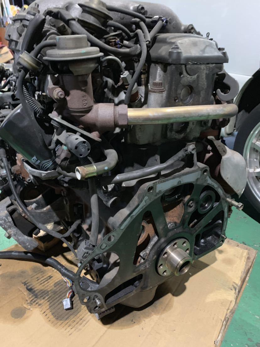☆大阪発☆ハイエース KZH 1KZ 4WD 2WD 軽油 ディーゼルエンジン ターボ付き 燃料ポンプ付き 100系 修理ベースでいかがでしょうか_画像5